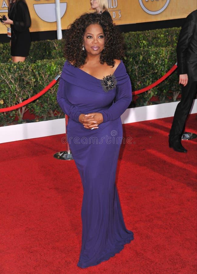 Oprah Winfrey foto de archivo