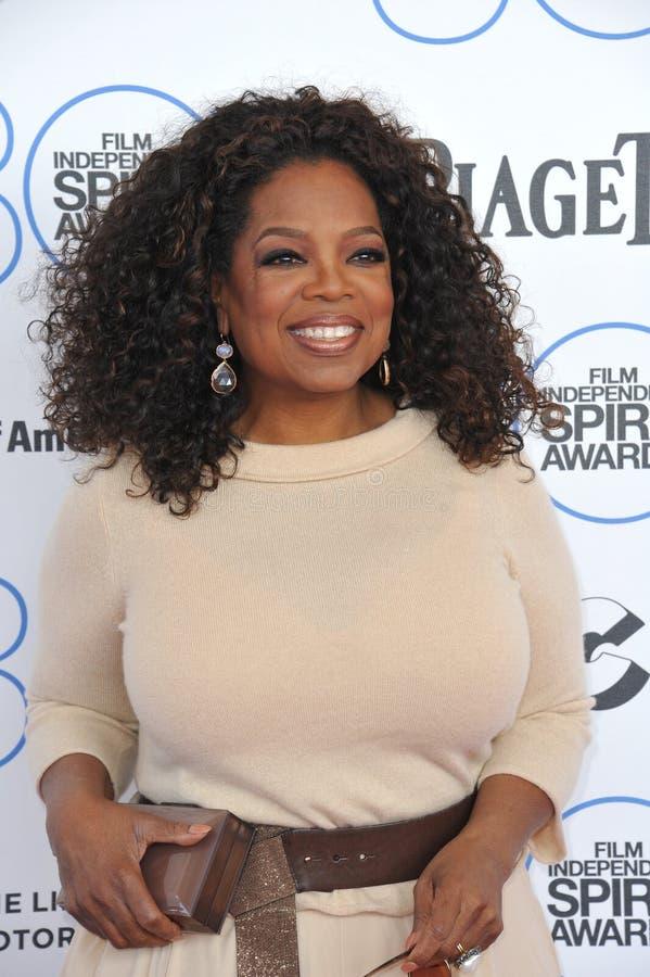 Oprah Winfrey image libre de droits