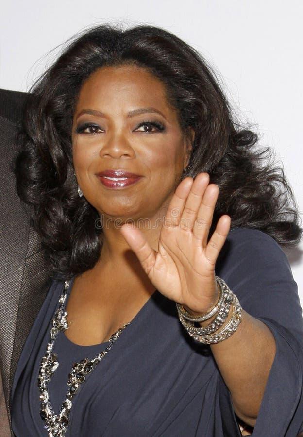 Oprah Winfrey στοκ εικόνες
