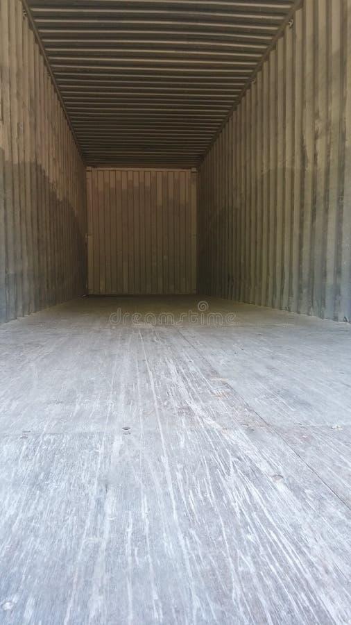 Opslagcontainer binnen stock foto's