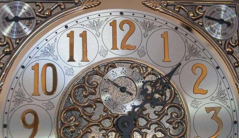 Opstelling uw tijd royalty-vrije stock afbeelding