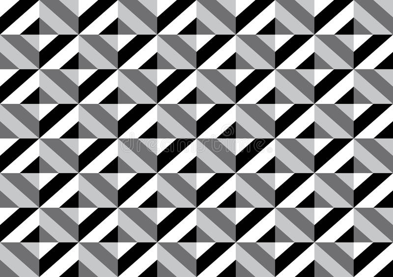Optical Art. Op art, also known as optical art, is a style of visual art that makes use of optical illusions vector illustration