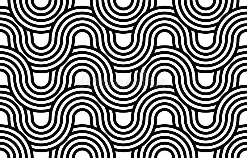 Optical Art vector illustration