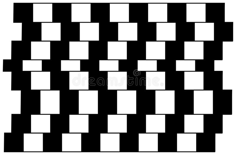 Download Optical illusion 2 stock vector. Image of illusion, appear - 1926942