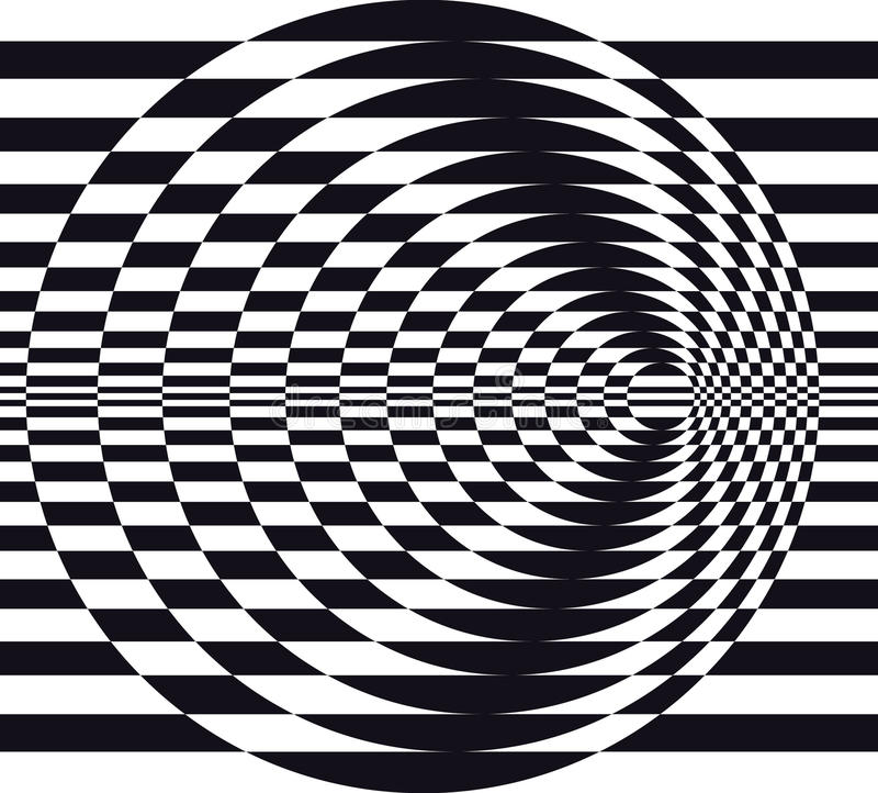 Download Optical illusion stock vector. Image of dirty, mobius - 28323950