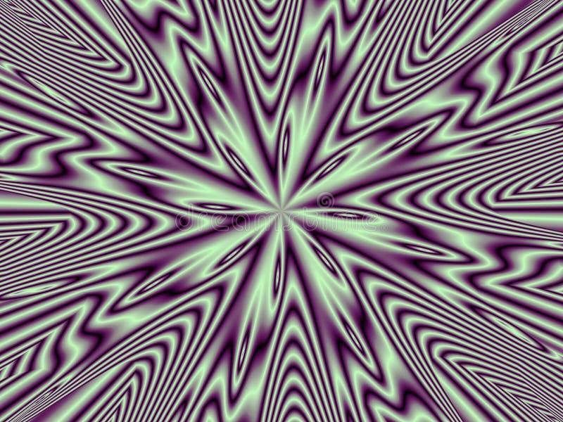 Download Optical Illusion Purple Nova Multiple Stock Illustration - Illustration: 5504258