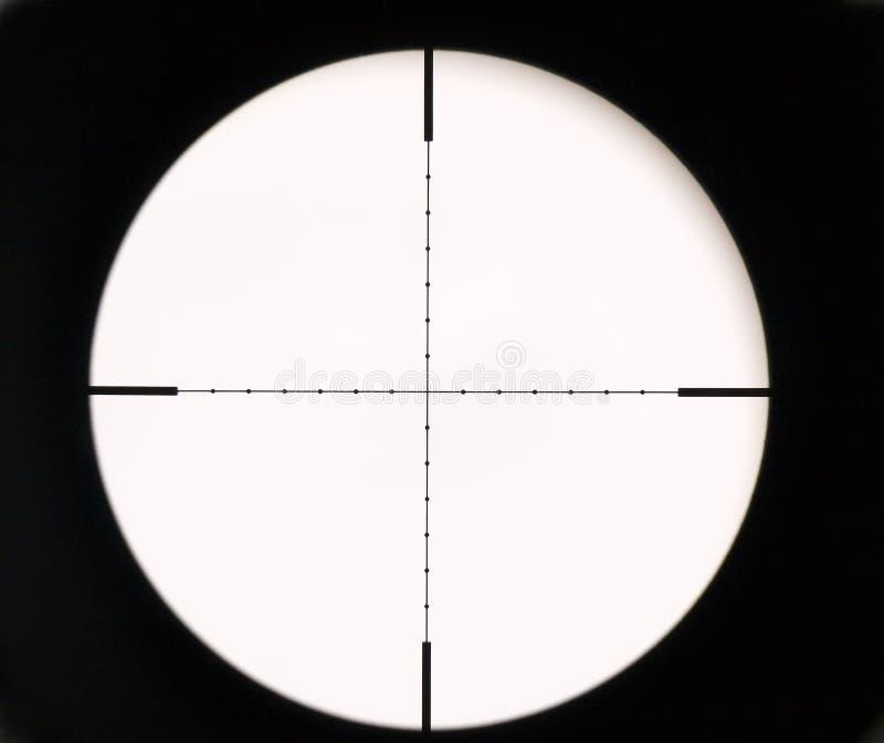 Download Optical sight stock image. Image of circle, crosshair - 7693945