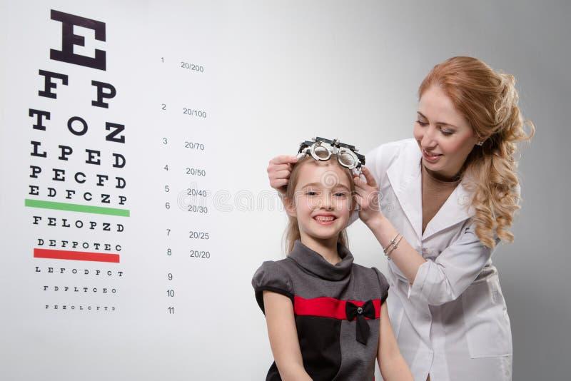 optician fotografie stock libere da diritti