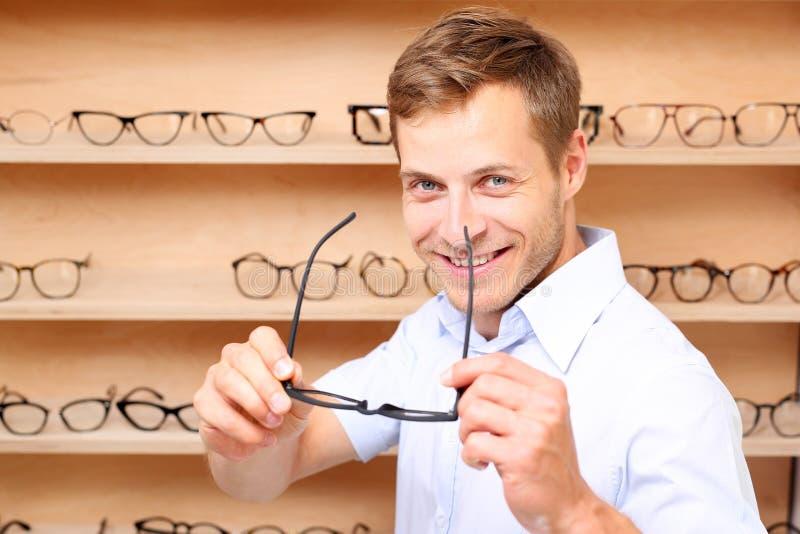 optician fotografia stock libera da diritti
