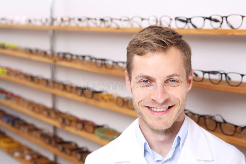 optician fotografie stock