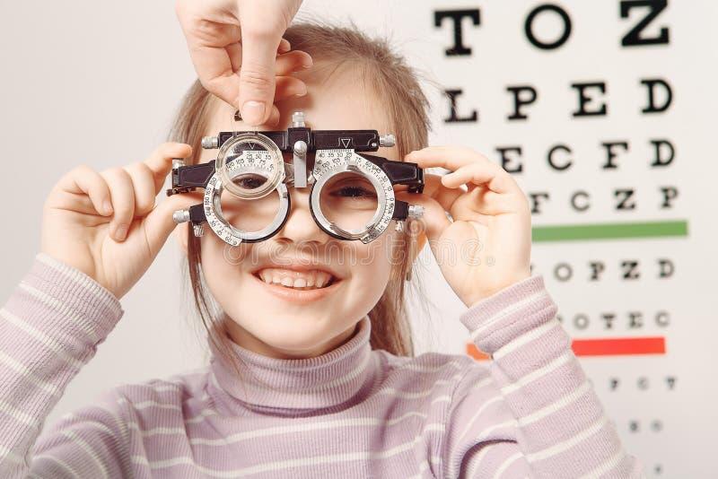 optician stockfoto