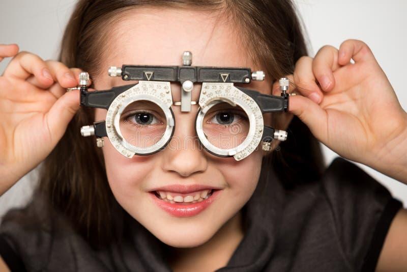 optician imagen de archivo libre de regalías