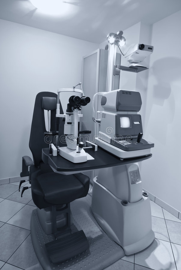 Download Optician machine stock photo. Image of optician, ophthalmic - 6674522