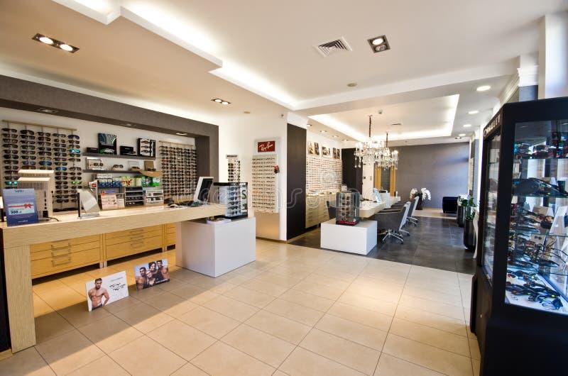 Optician shop editorial stock image. Image of optometrist - 57938644