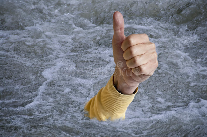 Download Optimism stock image. Image of downfall, hand, optimism - 24382643