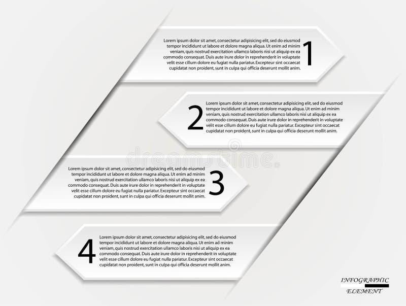 Download Options Infographics Arrows Stock Vector - Illustration of illustration, data: 32290286