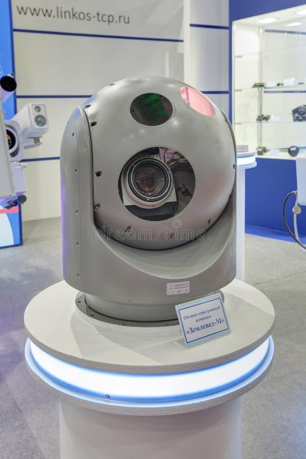 Optisch-elektronischer Komplex stockfotografie
