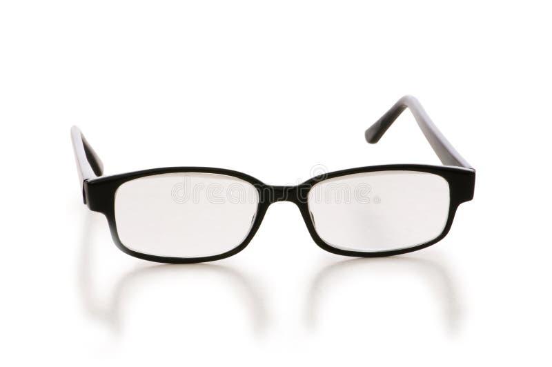 Optische Gläser getrennt stockfoto
