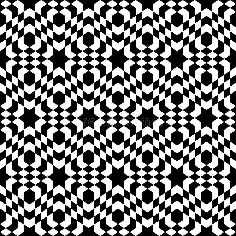 Fliesenmuster  Optisches Fliese-Muster Lizenzfreies Stockfoto - Bild: 15498925