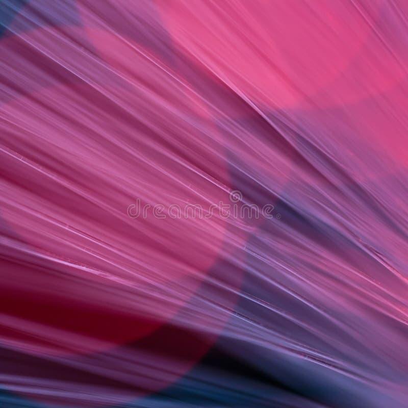 - optyczny abstrakcyjne włókien zdjęcia stock