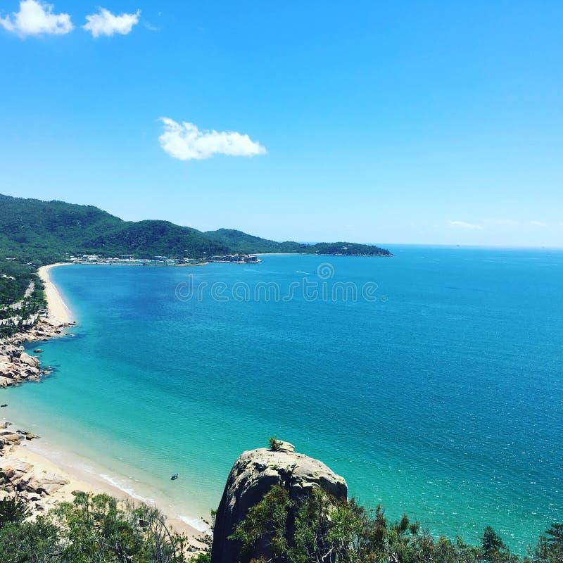 Opustoszałe tropikalne plaże zdjęcia royalty free