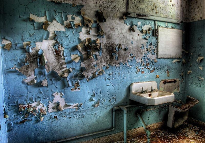 opuszczony budynek obrazy royalty free