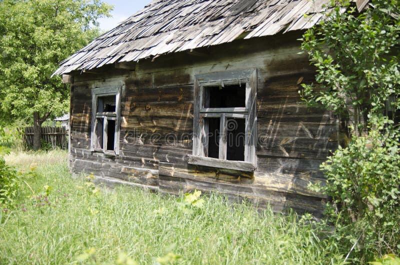 opuszczony dom zdjęcia royalty free