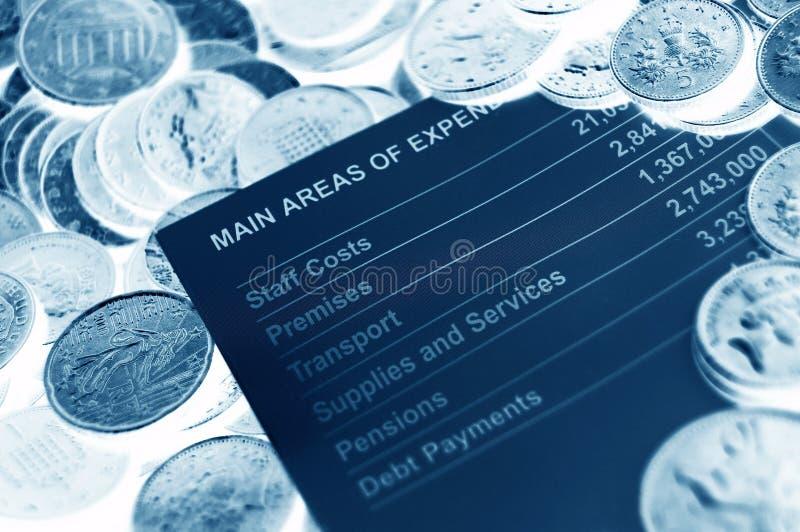 Orçamento (2) fotografia de stock royalty free