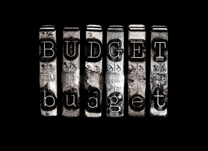 orçamento fotos de stock
