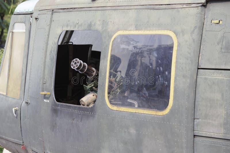 orężny helikopter zdjęcia stock
