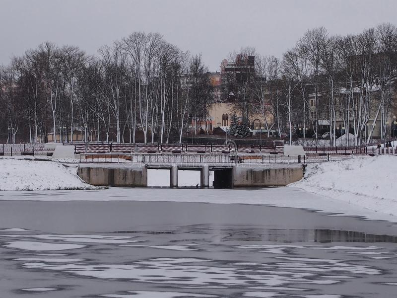 Orša belarus fotografia stock libera da diritti