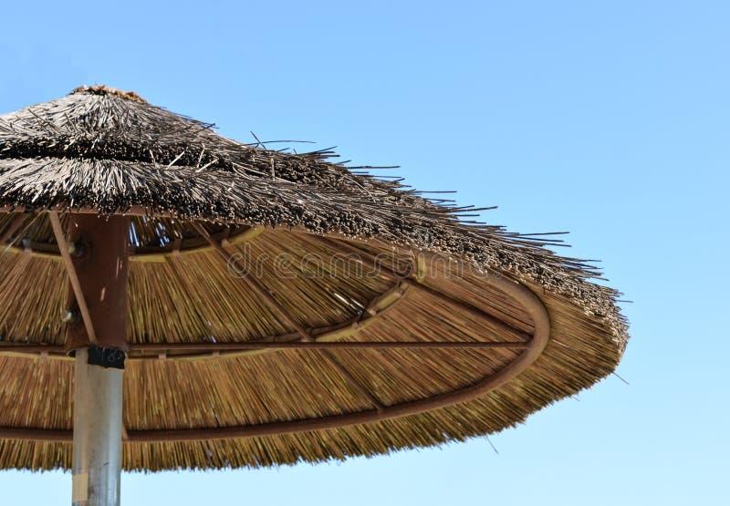 Ora legale che si rilassa sulla spiaggia fotografia stock libera da diritti