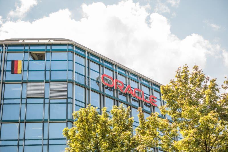 Oracle Monaco di Baviera immagine stock libera da diritti