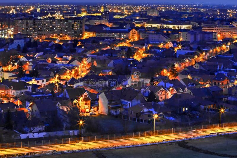 Oradea city, Romania stock photo