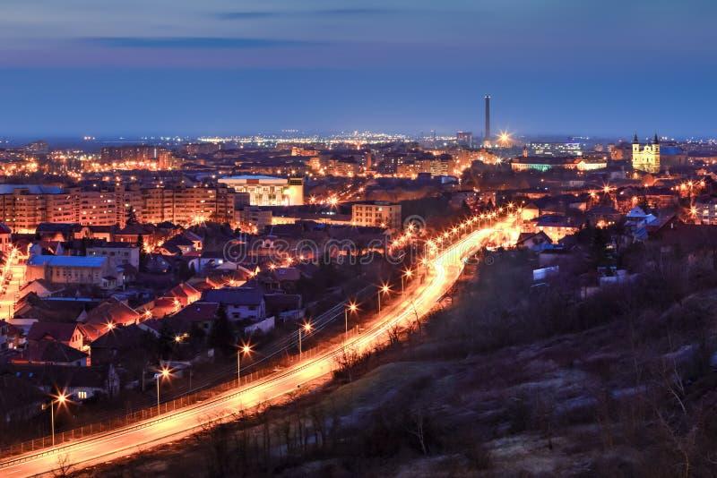 Oradea city, Romania stock photos