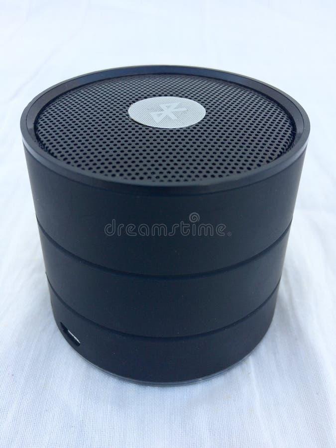 Orador de Bluetooth imagens de stock