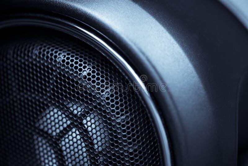 Orador do carro imagem de stock royalty free