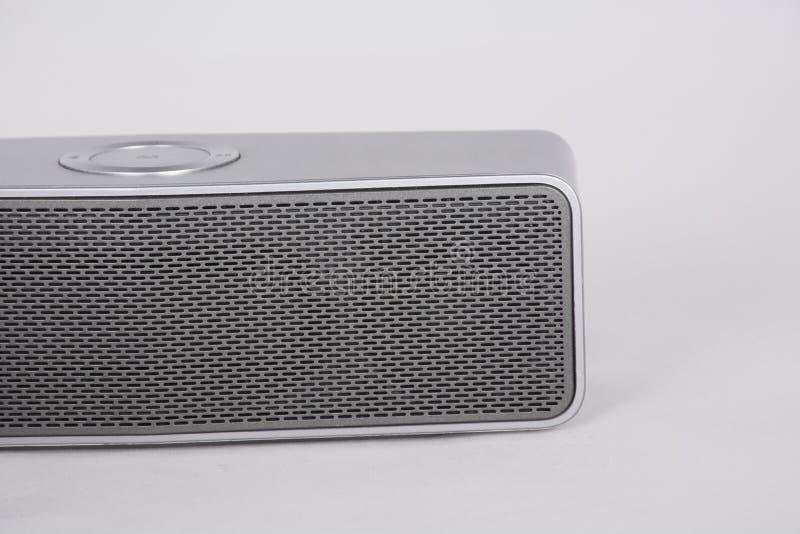 Orador portátil de Bluetooth imagens de stock