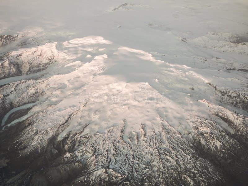 Oraefajokull Volcano Iceland lizenzfreie stockbilder