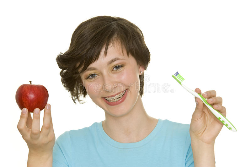 Download Oral hygiene stock image. Image of decay, cleansing, calculus - 24427949