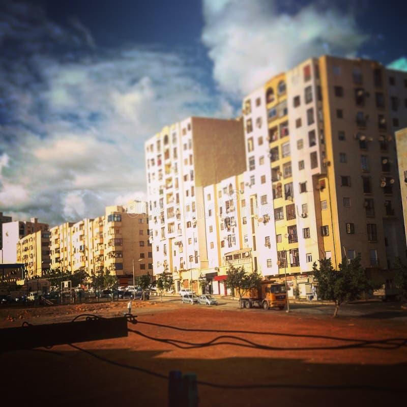 Oran Algerije 2017 royalty-vrije stock foto