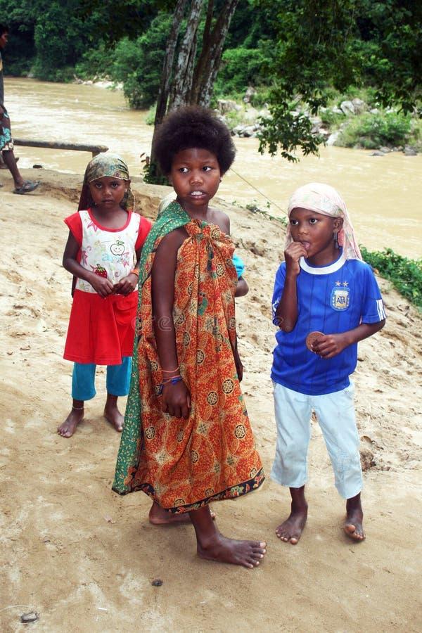 orang asili стоковое фото rf