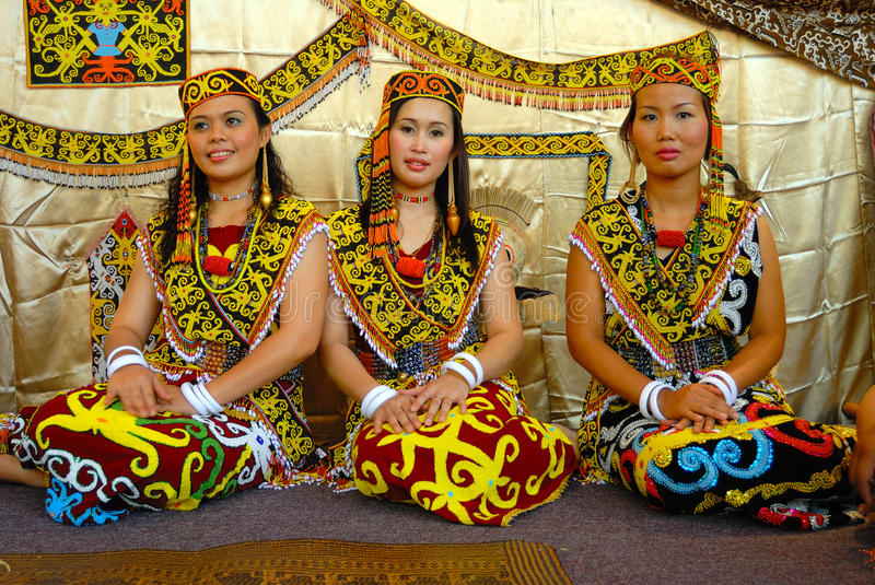 Download The Orang Ulu editorial photography. Image of asia, orang - 27813557