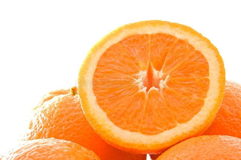 Orange stockfoto