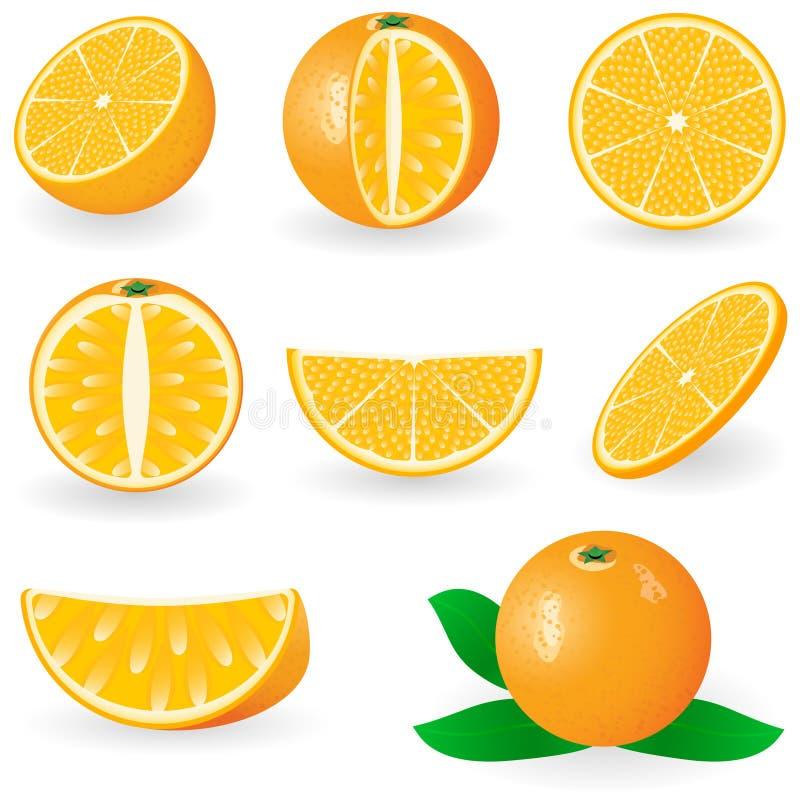 Free Orange Royalty Free Stock Photo - 12422795