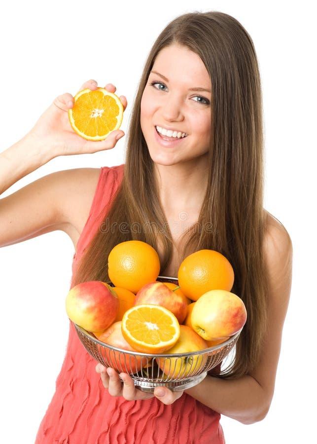 Download Orange stock photo. Image of healthy, eating, organic - 23255724