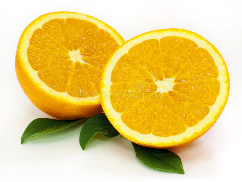 Download Orange stock image. Image of organic, edible, slice, vitamin - 24001939