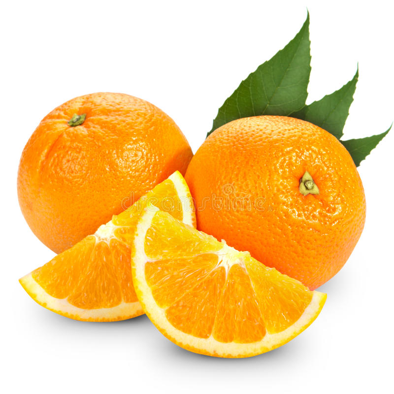 Download Orange stock photo. Image of agriculture, isolated, juicy - 25237728