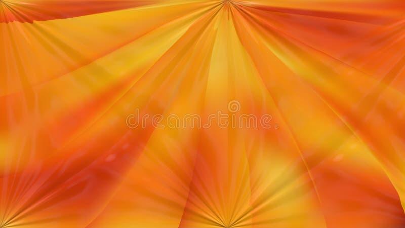 Orange Abstract Shiny  DesignBeautiful elegant Illustration graphic art design Background stock illustration