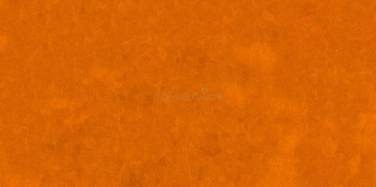 Orange abstract textural background stock images